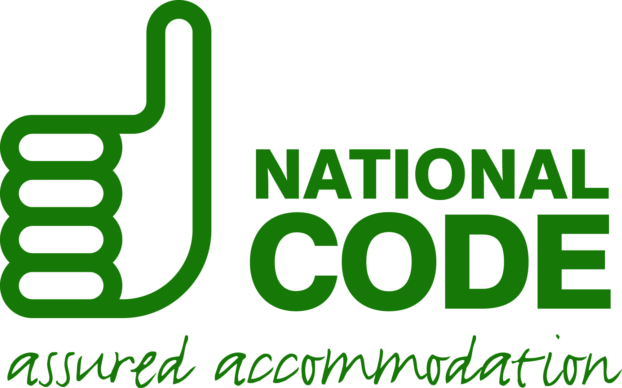 National Code be assured