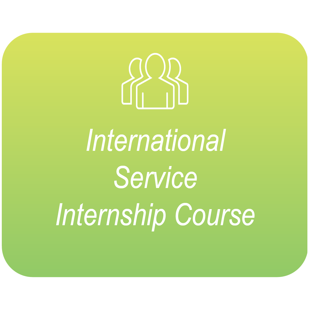 International Service Internship Course Green Box