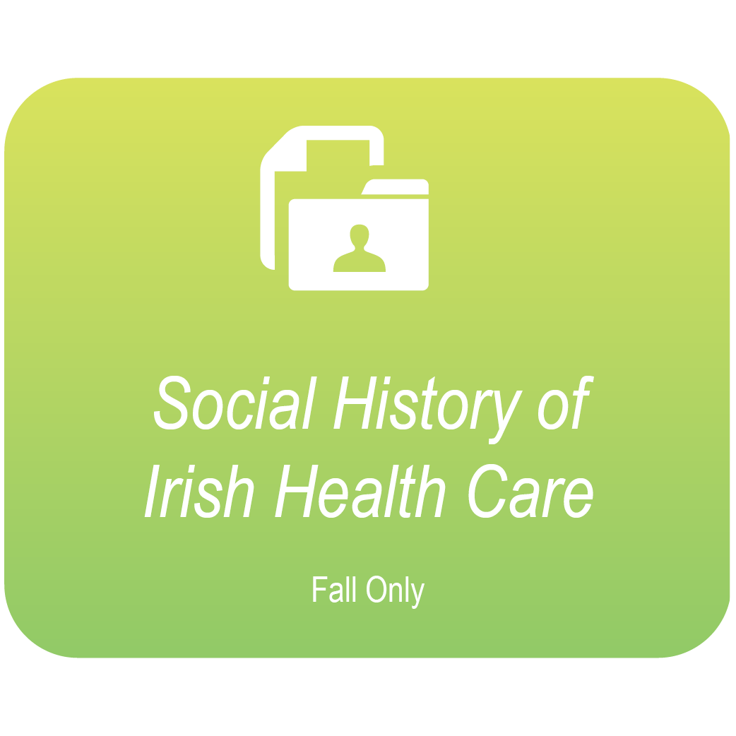 UCD Irish Social History Green Box
