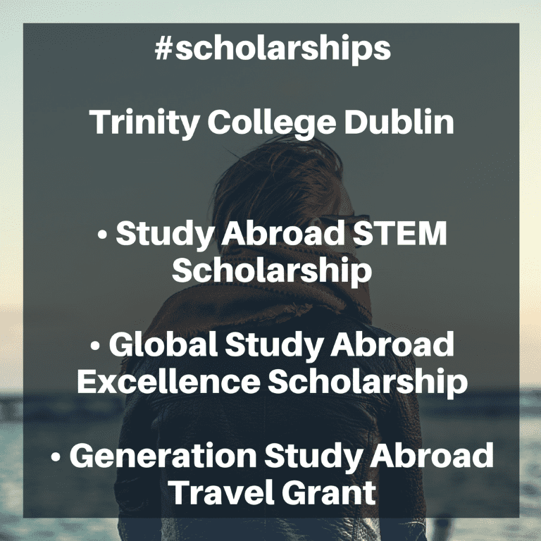 scholarship Study Abroad STEM Scholarship Global Study Abroad Excellence Scholarship 1 Medium