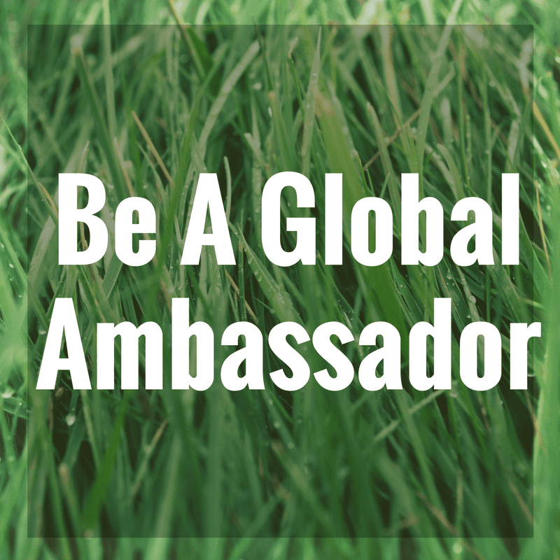 Be A Global Ambassador