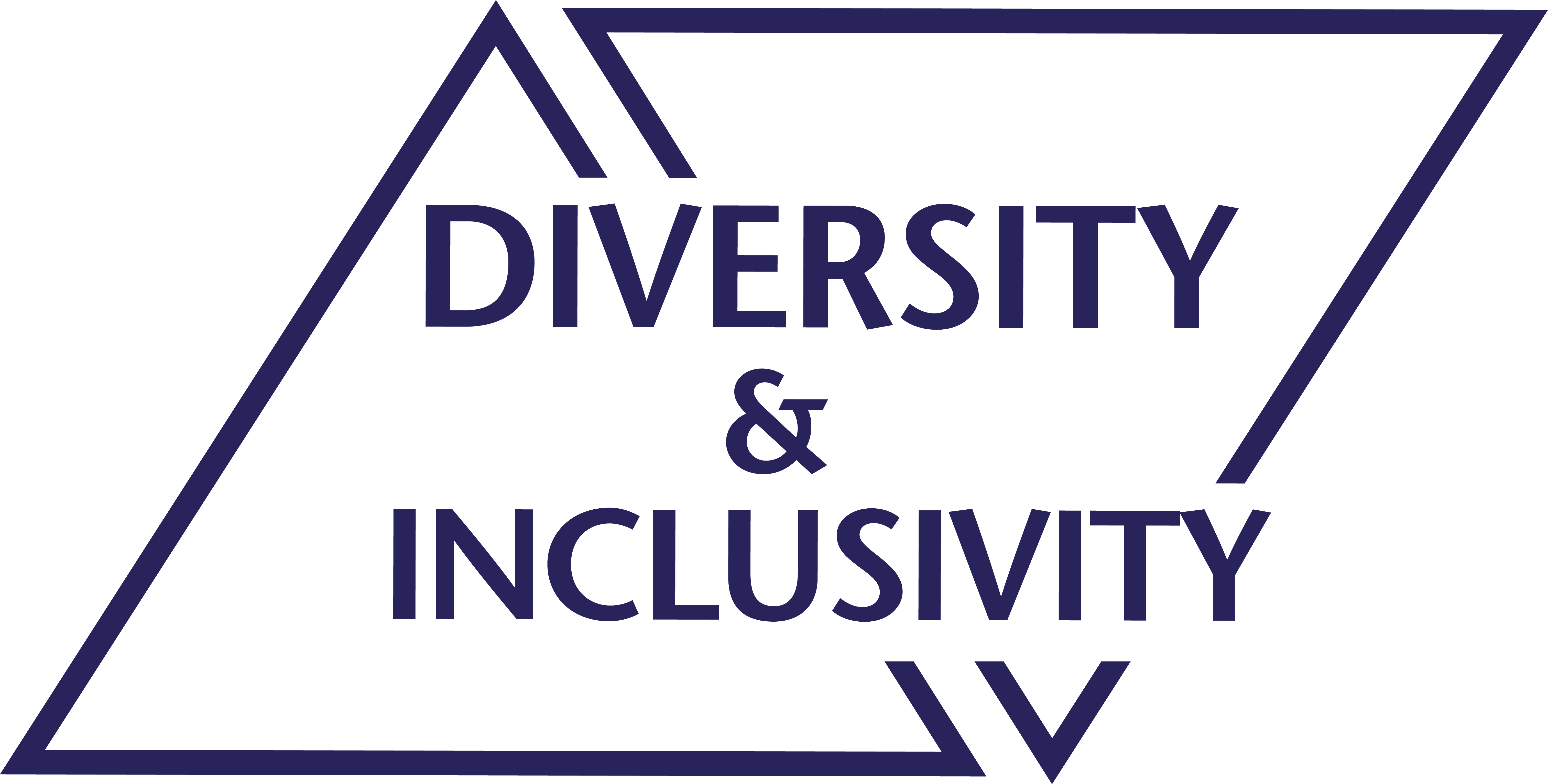Diversity Inclusivity BLUE