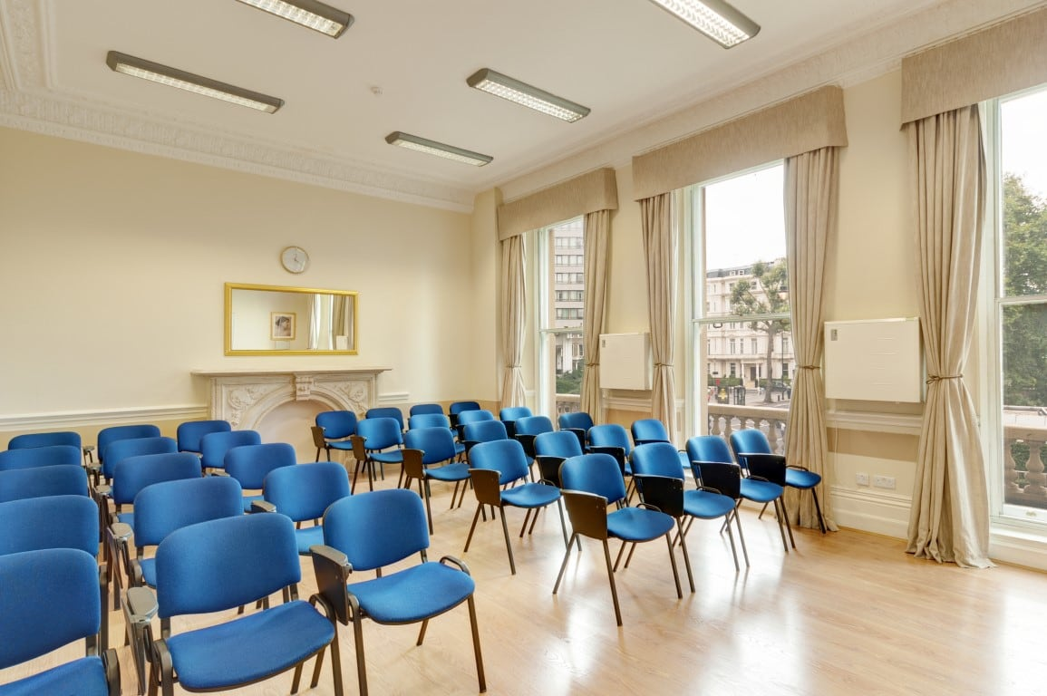 fie foundation house 02 virginia woolf classroom photo 01 Medium