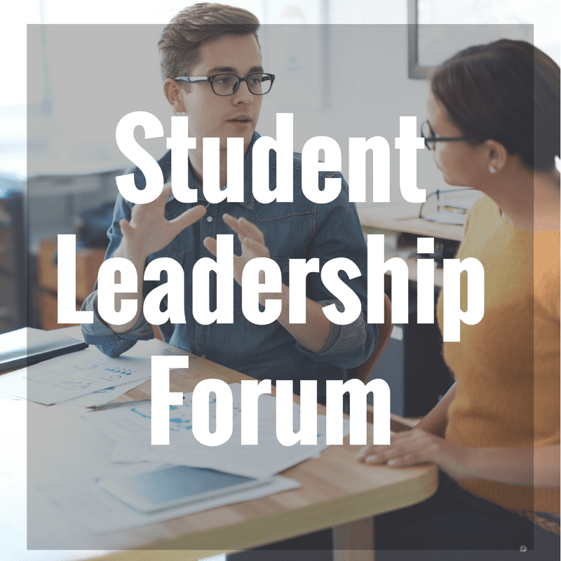 Student Leadership Forum 2