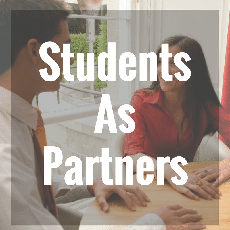Students as Partners 2