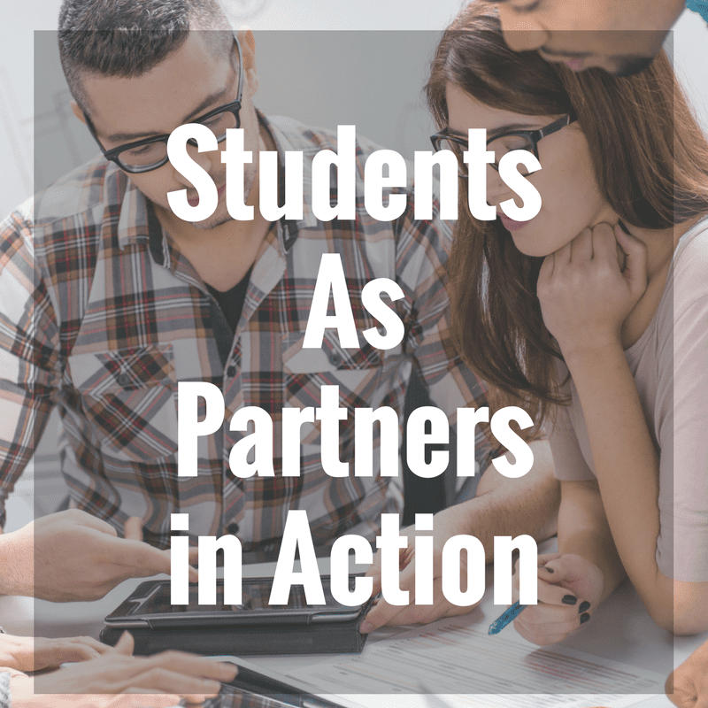 Students as Partners in Action